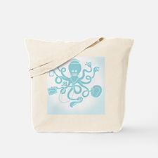 octopus-nurse-BUT Tote Bag