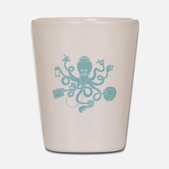 octopus-nurse-MUG Shot Glass