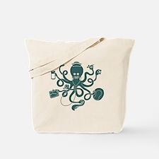 octopus-nurse-LTT Tote Bag