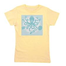 octopus-nurse-PLLO Girl's Tee