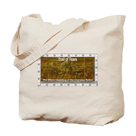 Trail of tears Tote Bag