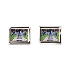 Alhambra water fountain Cufflinks