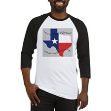 We're from Texas Baseball Jersey