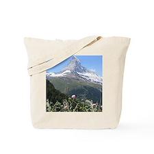 Matterhorn mountain Tote Bag