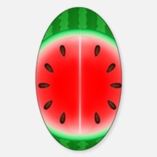 Watermelon Slice Decal