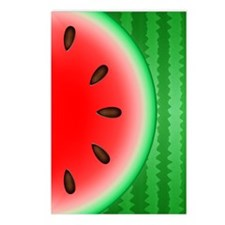 Watermelon Slice Postcards (Package of 8)