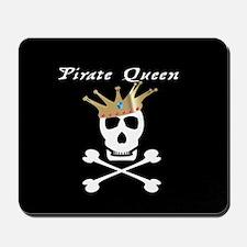 Pirate Queen Mousepad
