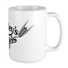 Barley's Angels Logo text Mug