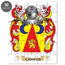 Campus Coat of Arms Puzzle