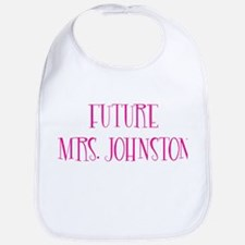 FUTURE MRS. JOHNSTON Bib