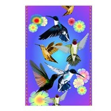 Area Rug For The Love Of  Postcards (Package of 8)
