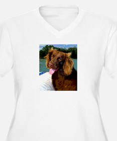 Boykin Spaniel on Board T-Shirt