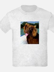 Boykin Spaniel on Board T-Shirt