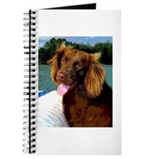 Boykin Spaniel on Board Journal