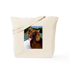 Boykin Spaniel on Board Tote Bag