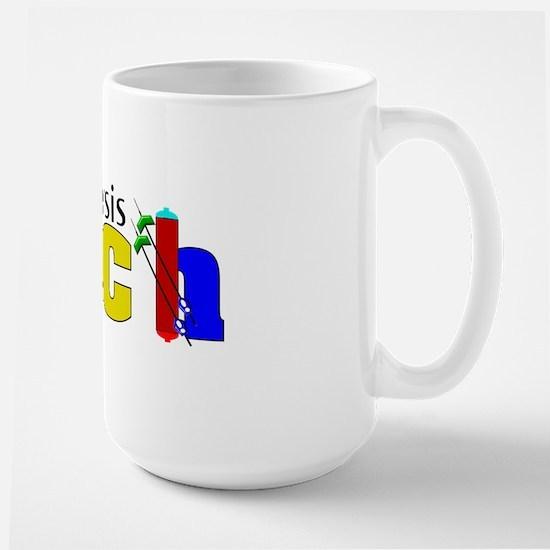 Dialysis Tech Large Mug