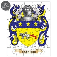 Carriere Coat of Arms Puzzle