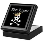 Pirate Princess Keepsake Box