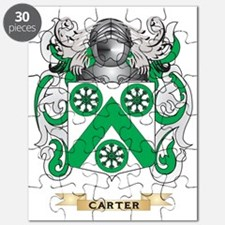 Carter Coat of Arms Puzzle