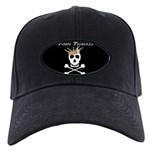 Pirate Princess Black Cap