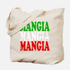 Mangia Tote Bag