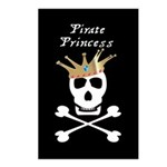 Pirate Princess Postcards (Package of 8)