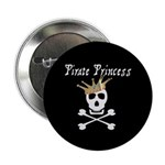 Pirate Princess Button