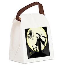 sh3_puzzle Canvas Lunch Bag