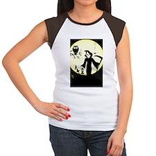 sh3_iphone5_797_H_F Women's Cap Sleeve T-Shirt