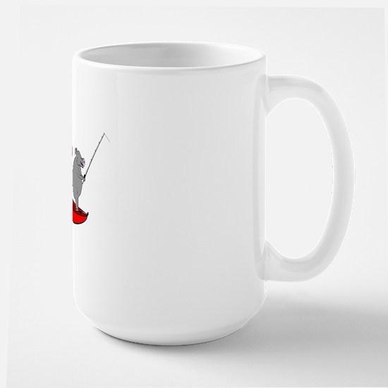 Own the River Large Mug
