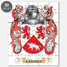 Cassidy Coat of Arms Puzzle