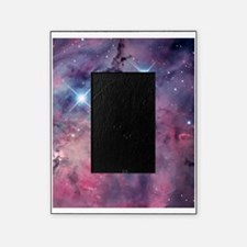 Cosmic Lagoon Nebula Picture Frame