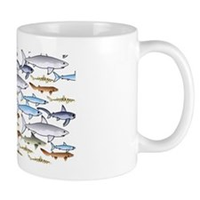 School of Sharks w Mug