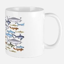 School of Sharks w Mug