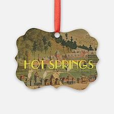 Hot Springs Ornament
