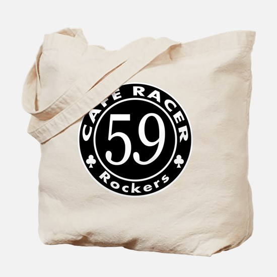 Cafe racer - Rockers Tote Bag
