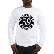 Cafe racer - Rockers Long Sleeve T-Shirt