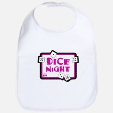 Dice Night Bib