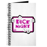 Dice Night Journal