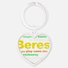 Beres Heart Keychain