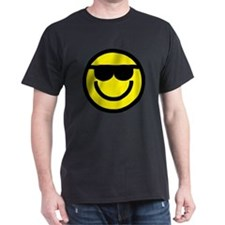 cool dude emoticon T-Shirt