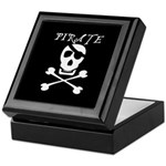 Pirate Keepsake Box