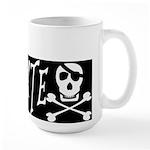 Pirate Large Mug