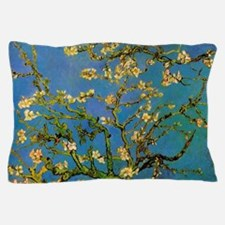 Blossoming Almond Tree by Vincent van  Pillow Case