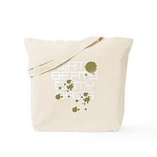 Dirty Bass Tote Bag