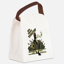 Sex Drugs Dubstep Canvas Lunch Bag