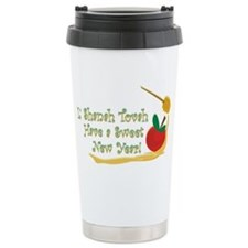 L Shanah Tovah Travel Mug