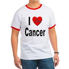 I Love Cancer T