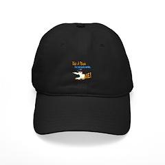 Wait A Minute! Baseball Hat