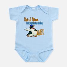 Wait A Minute! Infant Bodysuit